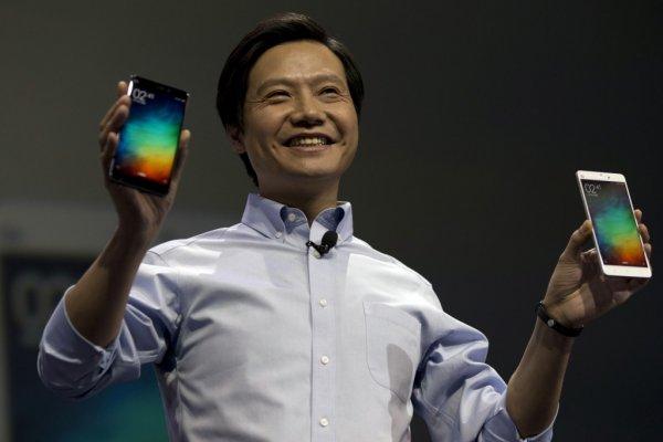 Гендиректор Xiaomi назвал iPhone лучшим смартфоном