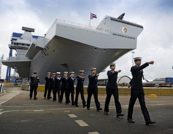 Подготовка к войне? Великобритании проведет учения для противостояния России