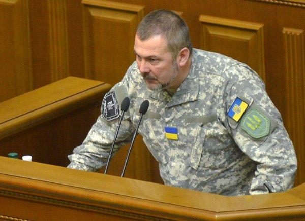 Украинский депутат с трибуны Верховной рады пригрозил, что «даст по морде»  за  работу на Россию