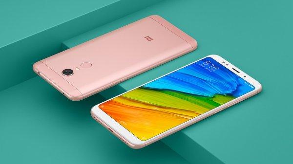 Объявлены цены на Xiaomi Redmi 5 и Redmi 5 Plus в России