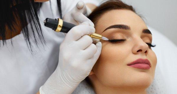 Где сделать перманентный макияж в СПб