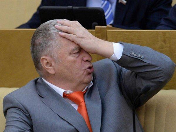 """""""Президент России"""" Жириновский показал свой обычный рабочий день"""