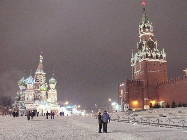 Прошлая ночь в Москве установила морозный рекорд XXI века