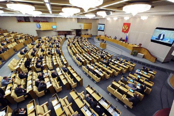 В России предлагают создать «моральный кодекс» для депутатов