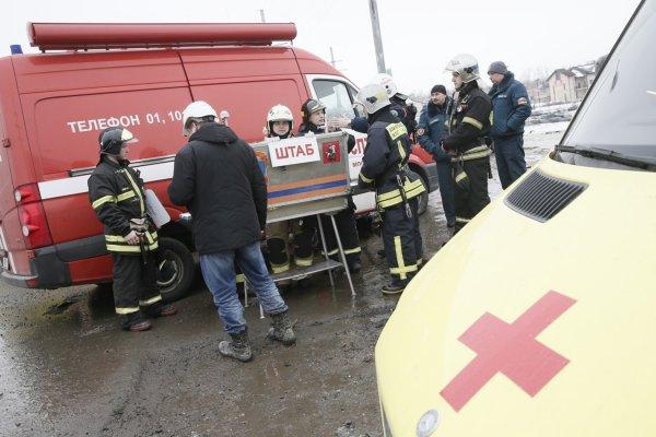В тоннеле на северо-западе Москвы загорелся автомобиль