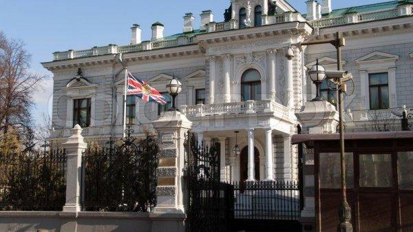 Британских дипломатов «выселят» из Санкт-Петербургского консульства