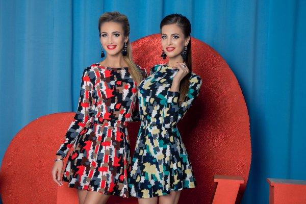 Наверное, ссать хотят: Сестры Бузовы неудачно снялись в фотосессии для Olga Buzova Design