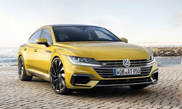 Новый Volkswagen Arteon станет универсалом