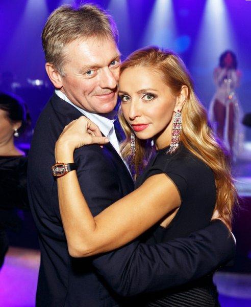 Татьяна Навка поделилась секретом зрелых отношений с Песковым