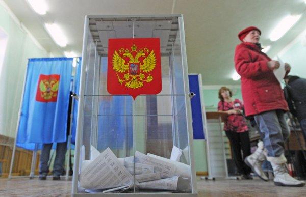 В ЦИК объяснили появление в урнах бюллетеней до начала выборов