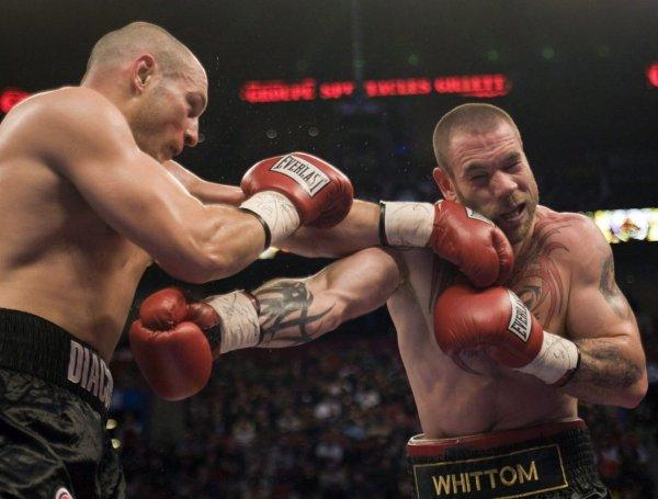 Канадский боксер Уиттом скончался после 10-месячной комы