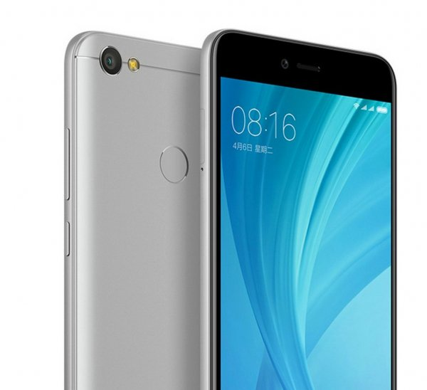 В российских магазинах Xiaomi смартфон Redmi Note 5A Prime за 3 990 рублей