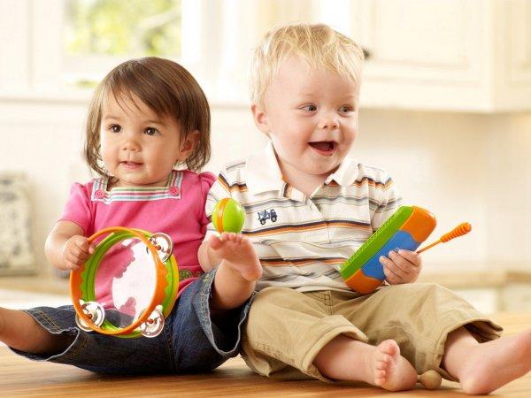Ученые: Годовалые дети способны логически мыслить