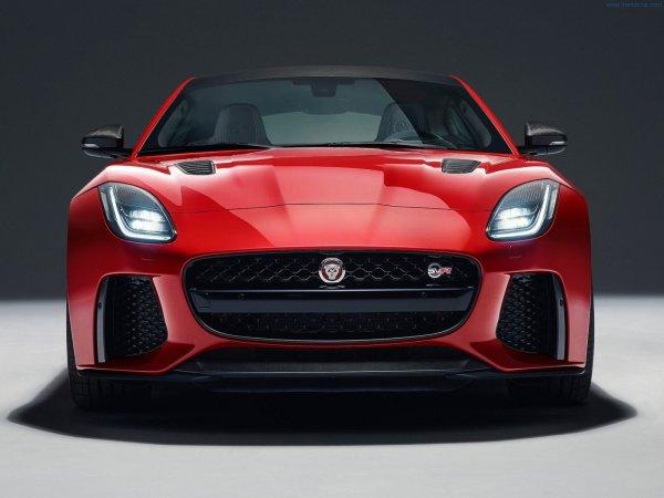 Новая версия Jaguar F-type получила особую отделку R-Dynamic