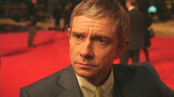 Мартин Фримен перестал наслаждаться работой над сериалом «Шерлок»