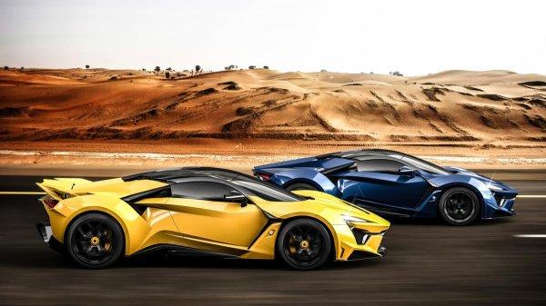 Названы самые дорогие новинки Женевского автосалона