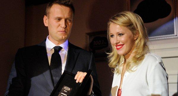 Собчак считает Навального мелочным нацистом