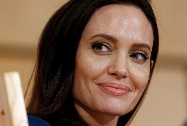 Джоли рассказала, каких людей считает красивыми и сексуальными