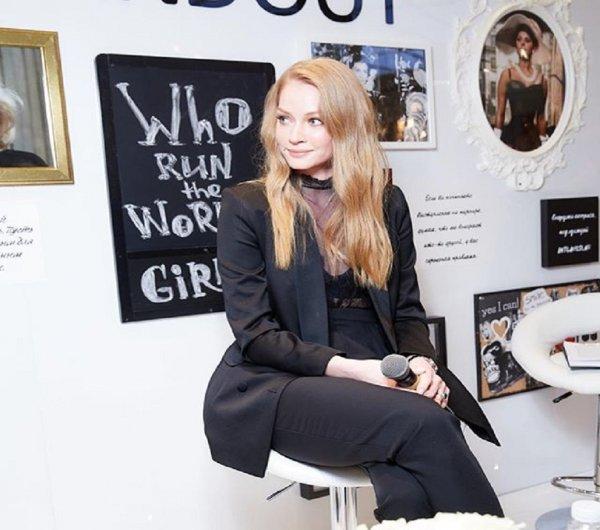 35-летняя Ходченкова скоро выйдет замуж