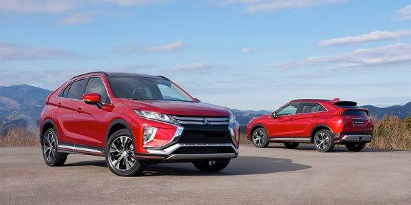 Названы российские цены на новый Mitsubishi Eclipse Cross