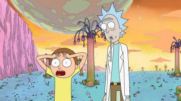 Cartoon Network пока не собирается продлевать сериал ««Рик и Морти»
