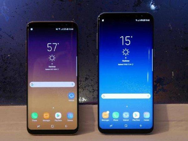 Производство Samsung Galaxy S9 обходится дороже, чем Galaxy Note 8