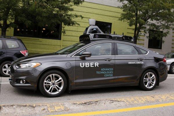 В США в смертельном ДТП беспилотное авто Uber не виновато