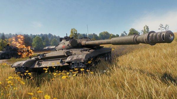 Вышло самое крупное за всю историю World of Tanks обновление