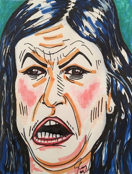 Джим Керри считает «Чудовищем» пресс-секретаря Белого дома