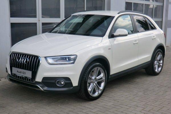 Audi в РФ отмечает 20-летний юбилей