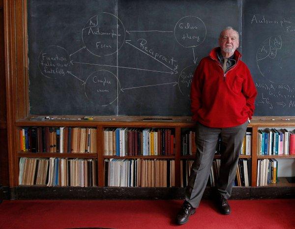 Назван лауреат крупнейшей премии в области математики