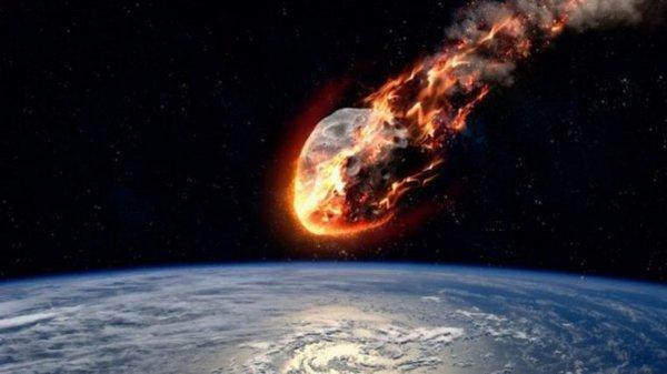 Ученые: В конце месяца к Земле приблизится астероид размером с футбольное поле