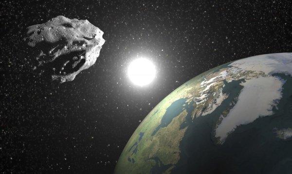 Летающий корабль для уничтожения астероидов создаст NASA