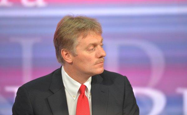 Песков: Кремль не беспокоится об обвинении о «выборных каруселях»