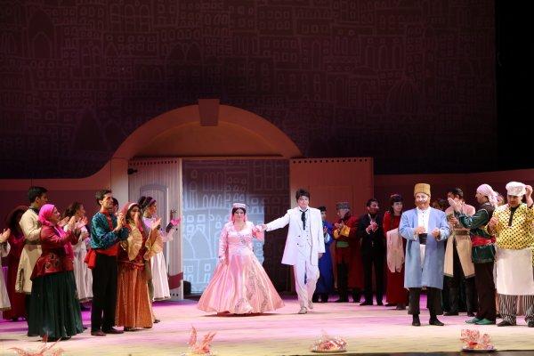 В Оренбурге готовятся к премьере мюзикла «Джейн Эйр»