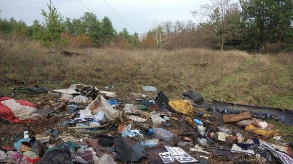 В Запорожье нашли 1,5 тонны человеческих останков на мусорнике