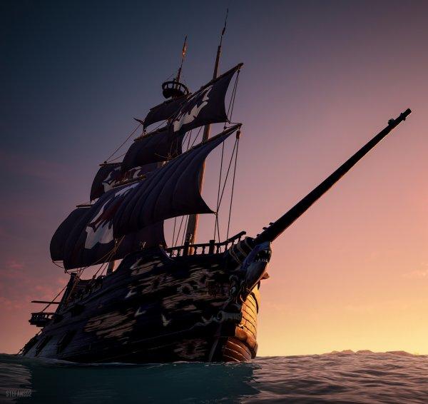Авторы Sea of Thieves: Игра будет развиваться еще долгое время
