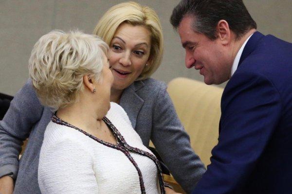 Лена Миро высказалась о домогательствах в Госдуме