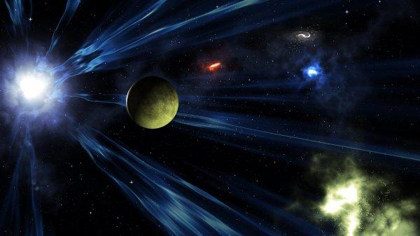 Обнаружены следы «красного карлика», пролетевшего 70 тыс лет назад у Солнца