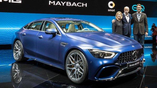 Mercedes-Benz озвучил амбициозные планы увеличения производства