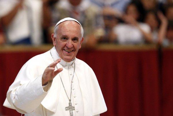 Папа Римский наказал девятерых украинских монахов за экзорцизм