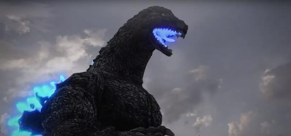 Из кино в реальность: В Токио появилась трехметровая статуя Годзиллы