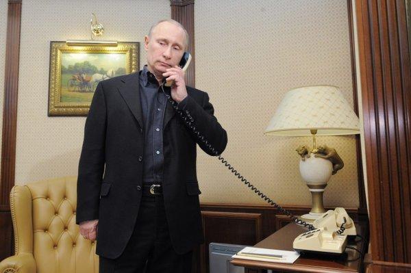Президент Финляндии поздравил Владимира Путина с победой на выборах