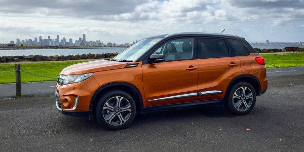 Новый внедорожник Suzuki Grand Vitara доберется до России к 2021 году