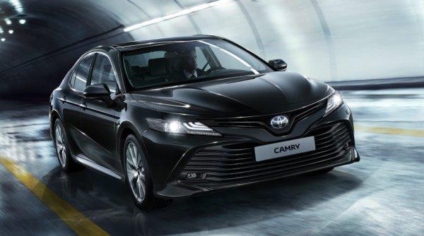 Toyota Camry возглавила ТОП-10 самых выносливых автомобилей