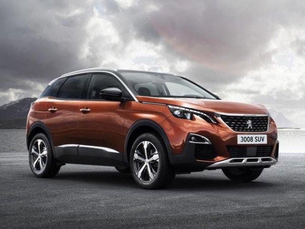 Peugeot 3008 в феврале вошел в десятку европейских бестселлеров