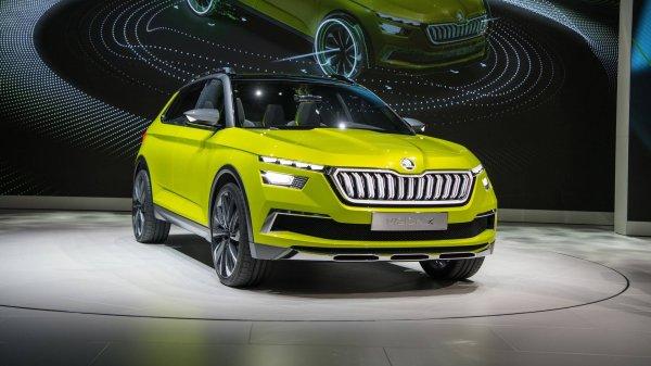Skoda выпустит 19 новых автомобилей до 2020 года