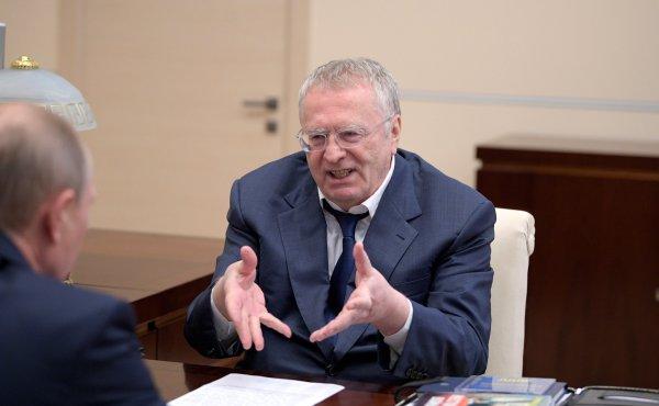 Жириновский рассказал о своём уходе из политики