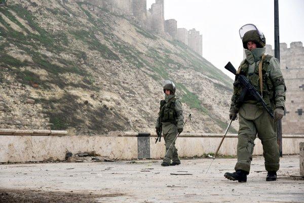 Россия и Сирия предотвратили провокации боевиков с химоружием