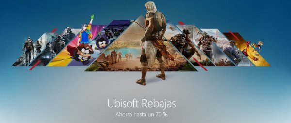 В магазине Ubisoft стартовала весенняя распродажа